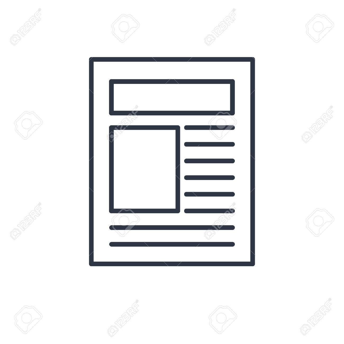 Newspaper Article Outline Wiring Diagrams