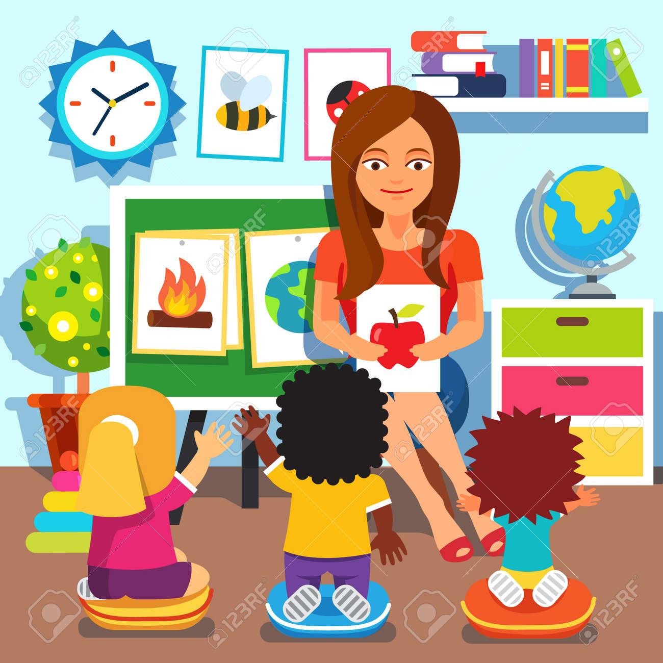 7 325 preschool classroom cliparts stock vector and royalty free rh 123rf com classroom clipart for teachers classroom clipart baby monkey