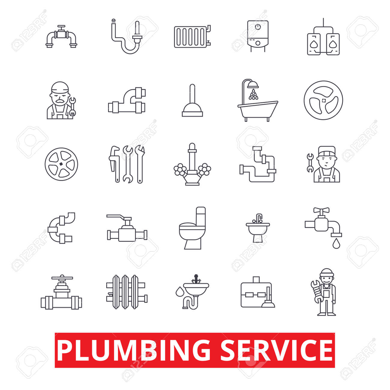 Plumbing Service, Pipes, Heating, Tools, Plumber, Water, Plum ...