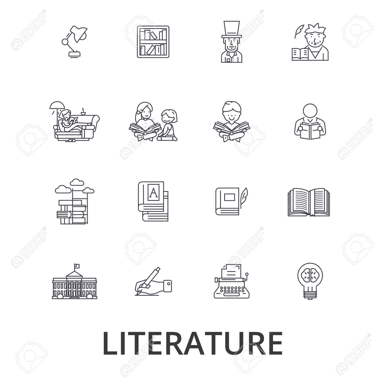 Literature, book, writing, library, music, reading, english,