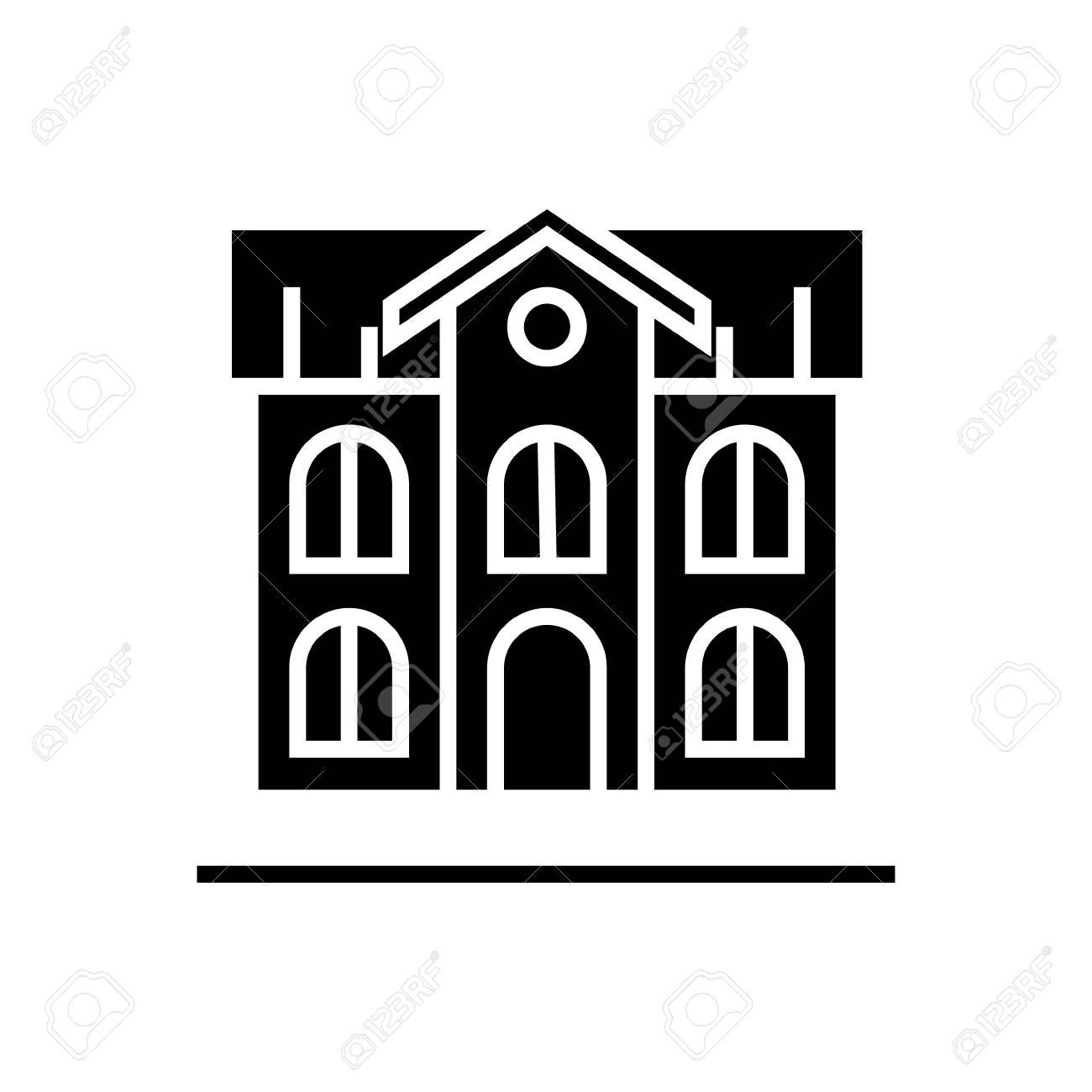 School building icon royalty free cliparts vectors and stock school building icon stock vector 88102563 biocorpaavc