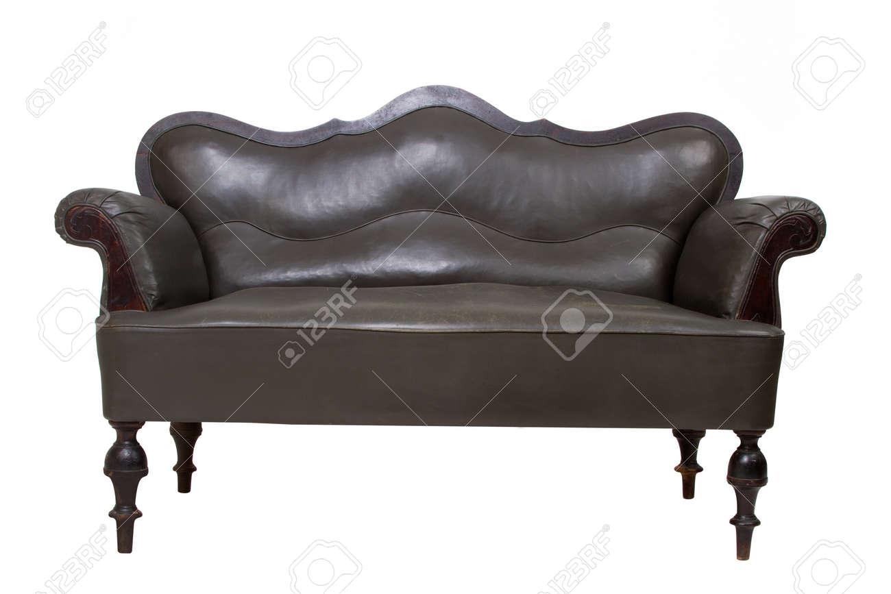 Surprising Luxury Black Leather Sofa On White Background Bralicious Painted Fabric Chair Ideas Braliciousco