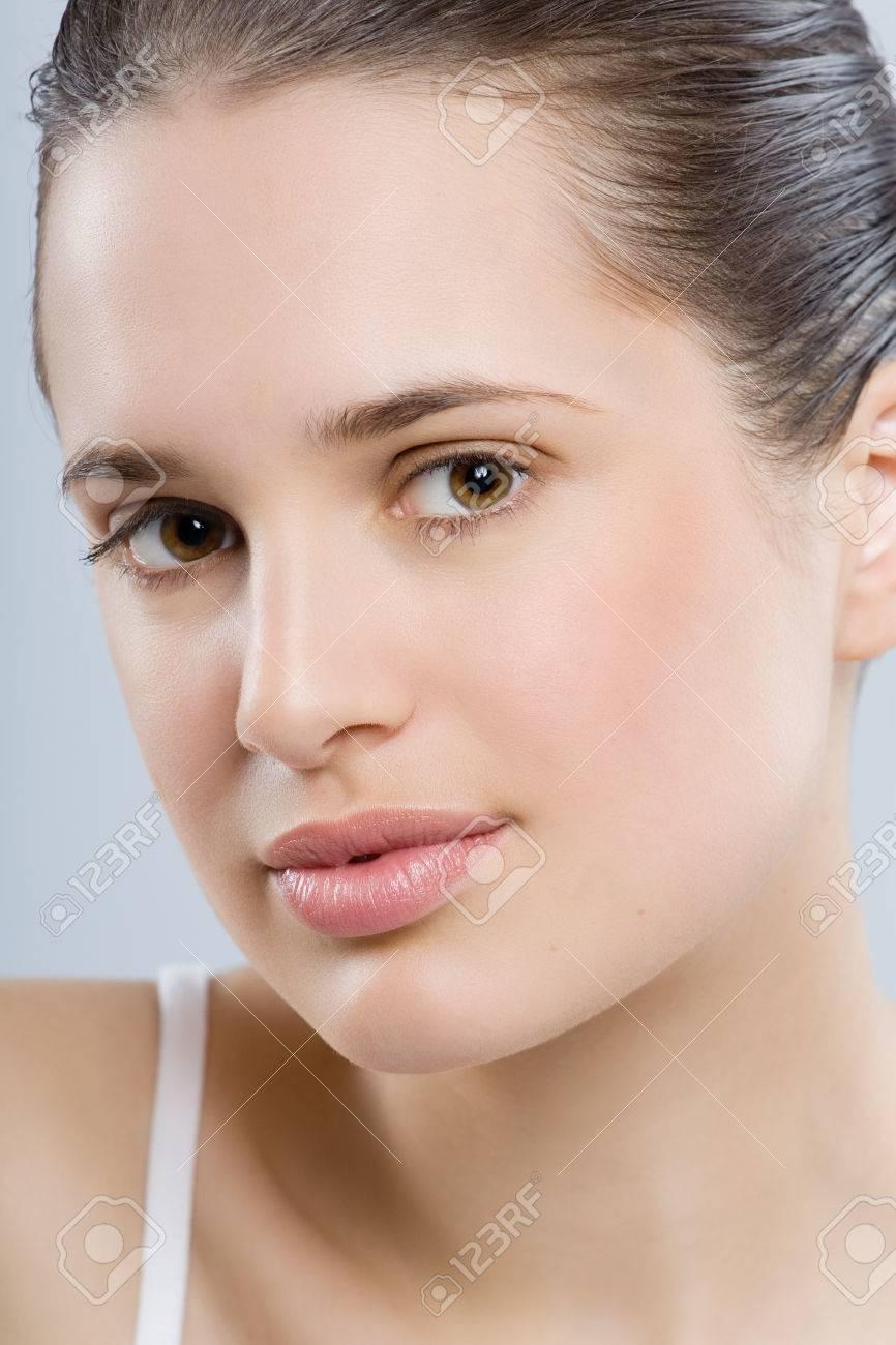 smooth glowing skin