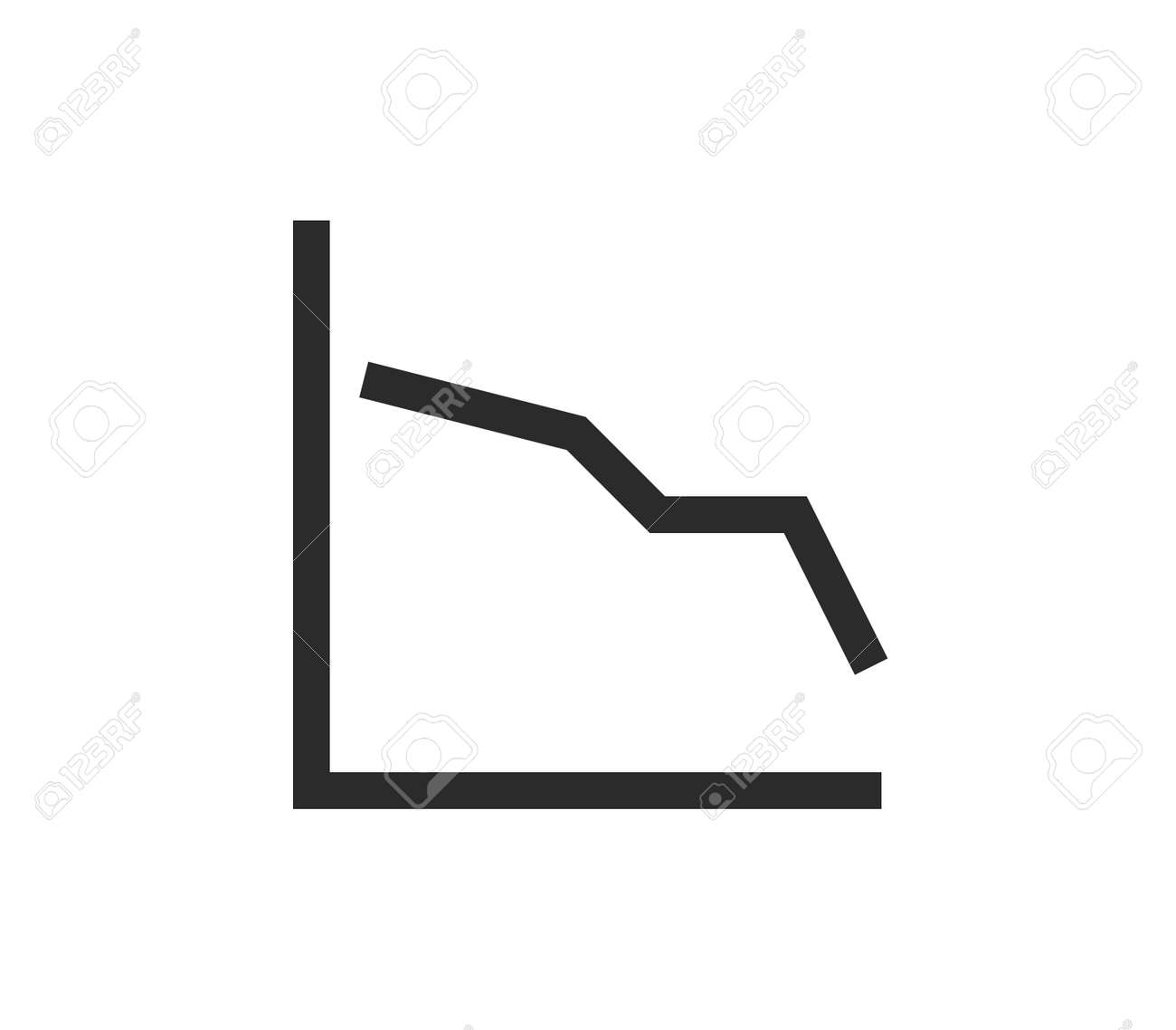 Finance icon outline and linear vector. - 168029122