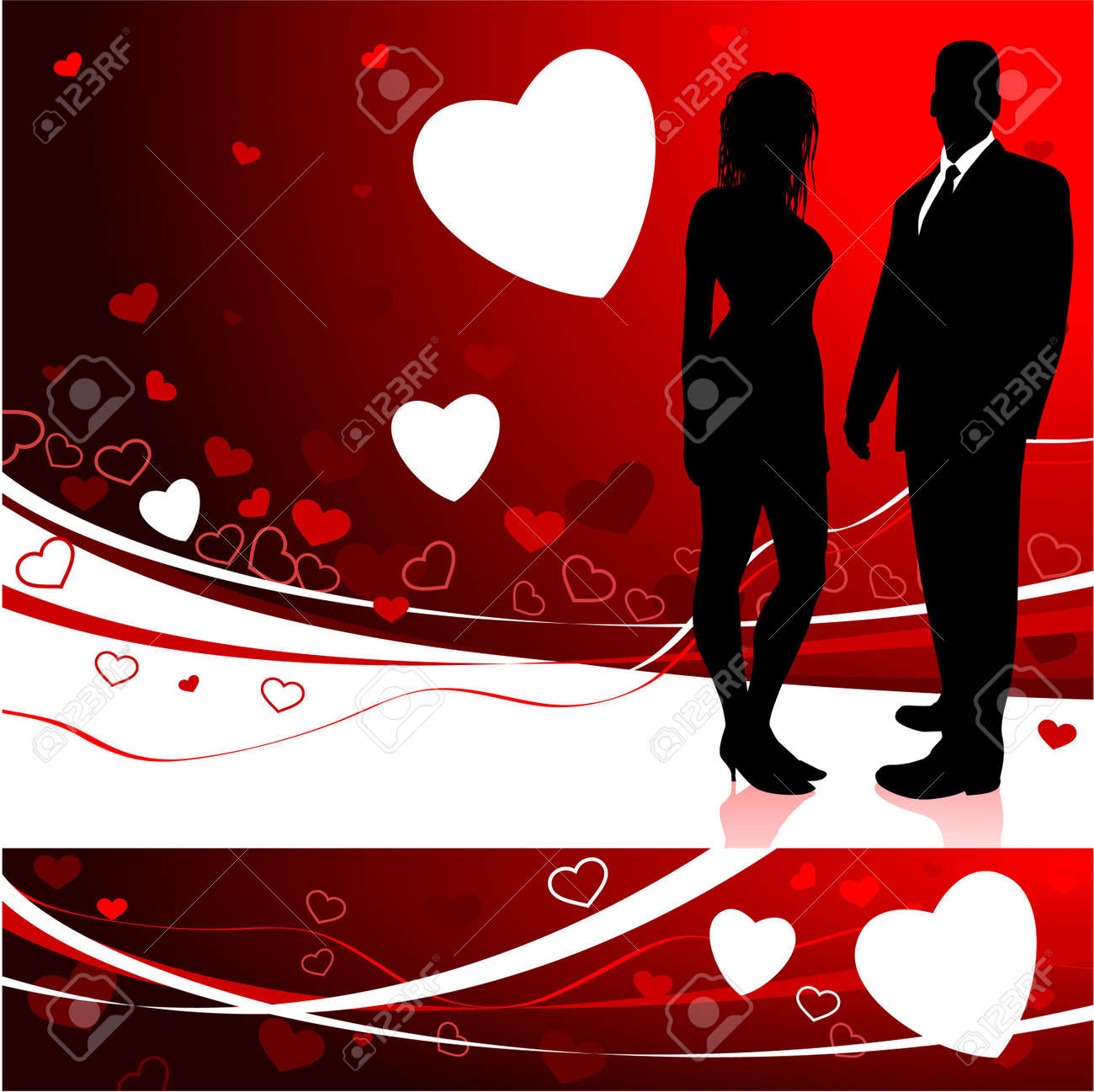 Sexy couple clip art — img 10