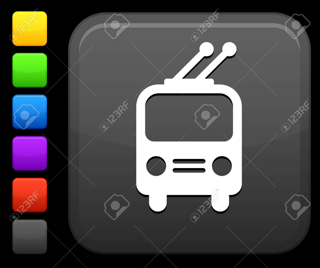 Original icon. Six color options included. Stock Photo - 6426127