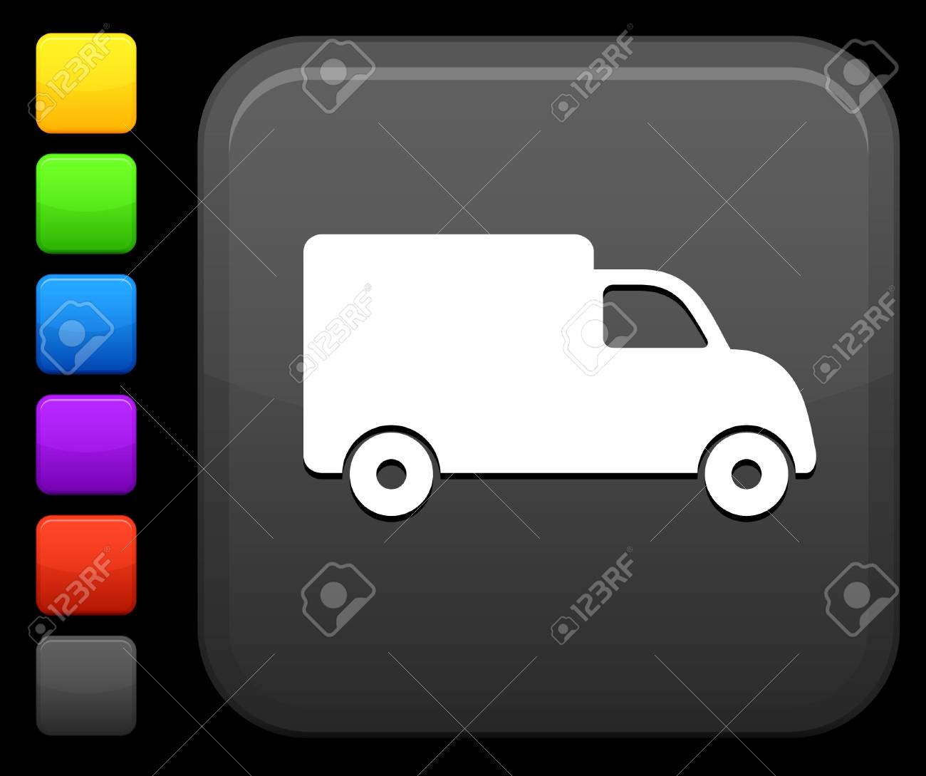 Original vector icon.Six color options included. Stock Photo - 6426166