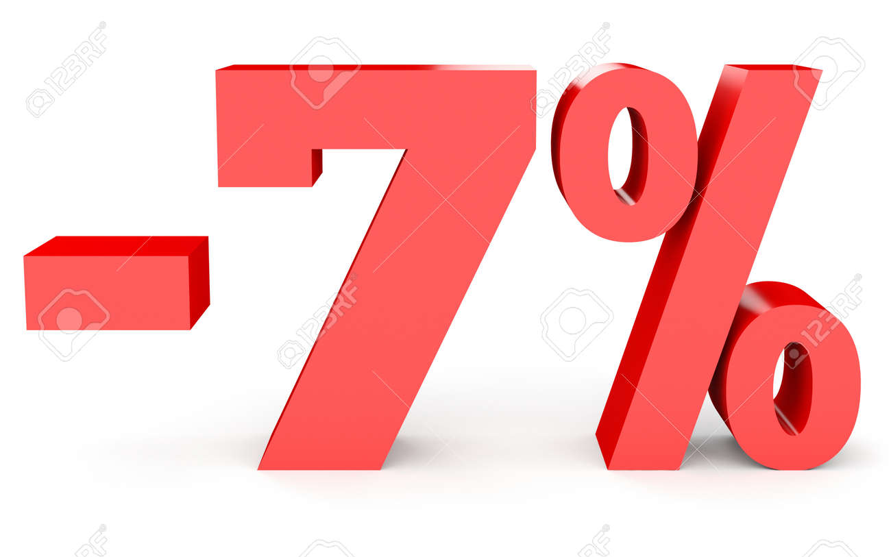 [Image: 75504268-minus-seven-percent-discount-7-...round-.jpg]