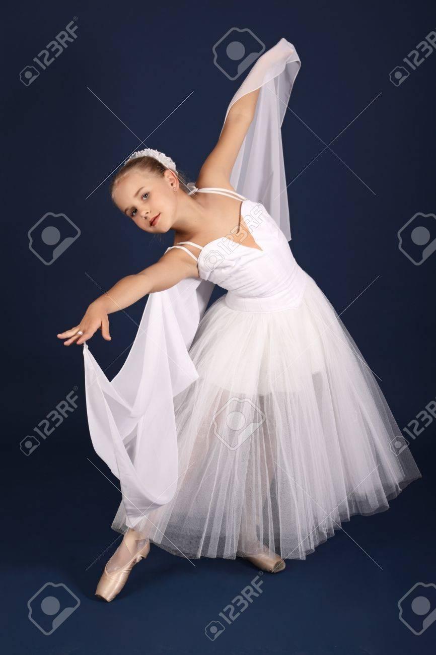 Фото юных балерин 1 фотография