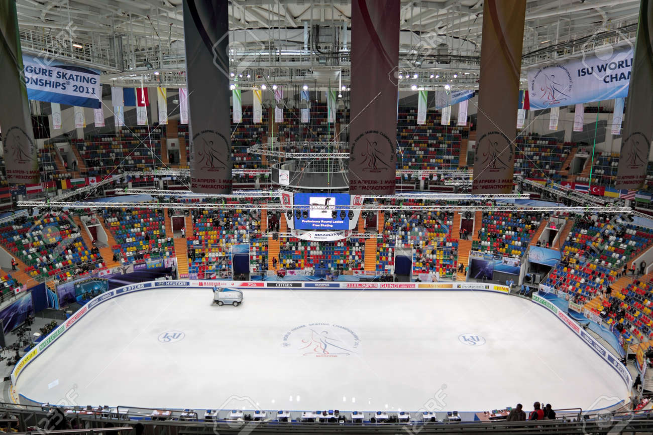 Palace of Sport Megasport in Moscow
