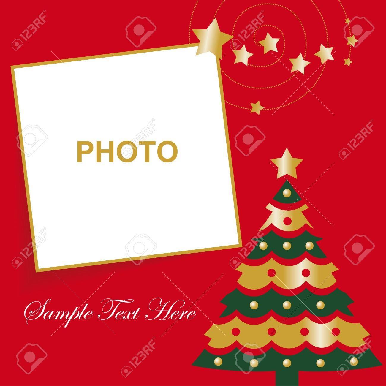 Christmas card Stock Vector - 7821563