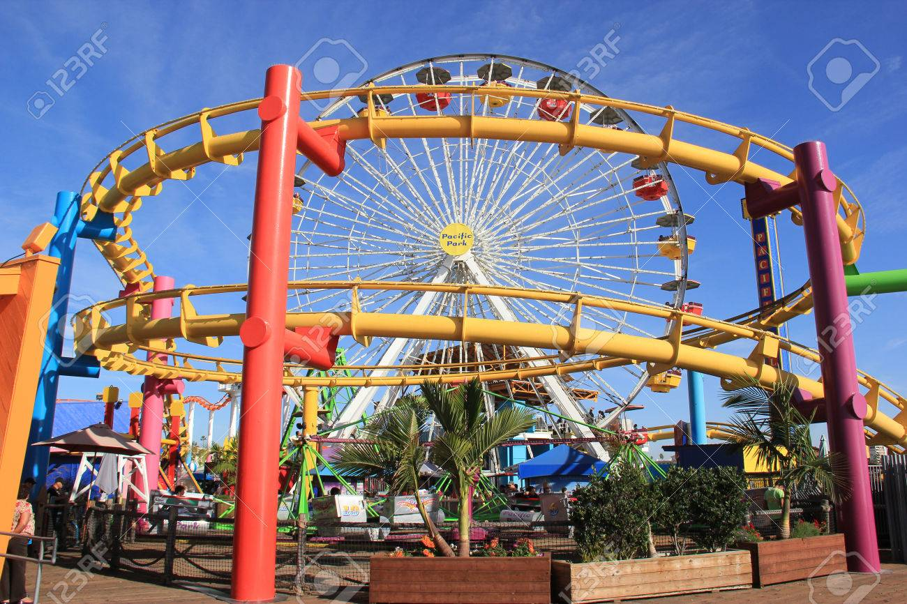 parc attraction usa ouest