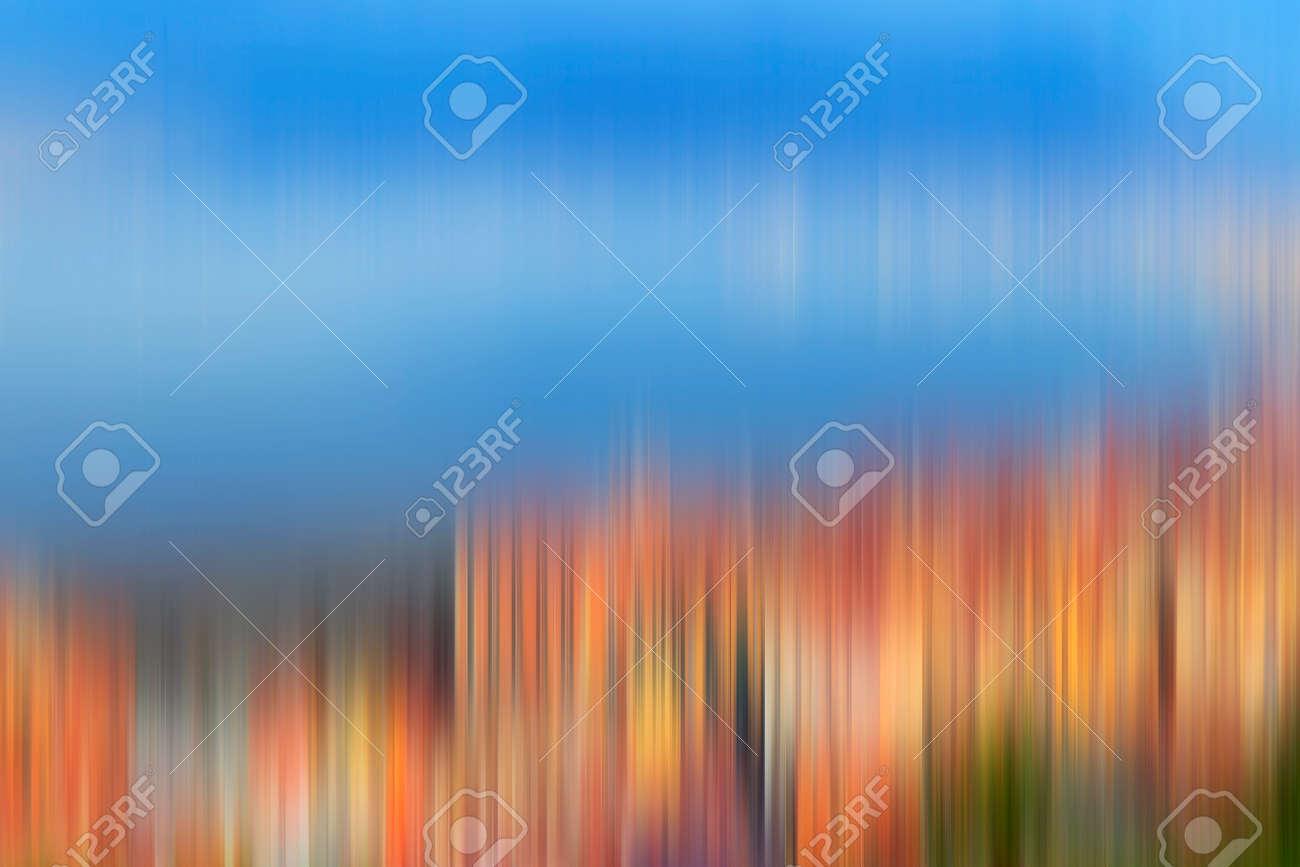 Abstrakte Bunter Unscharfer Hintergrund Für Kreative Gestaltung ...