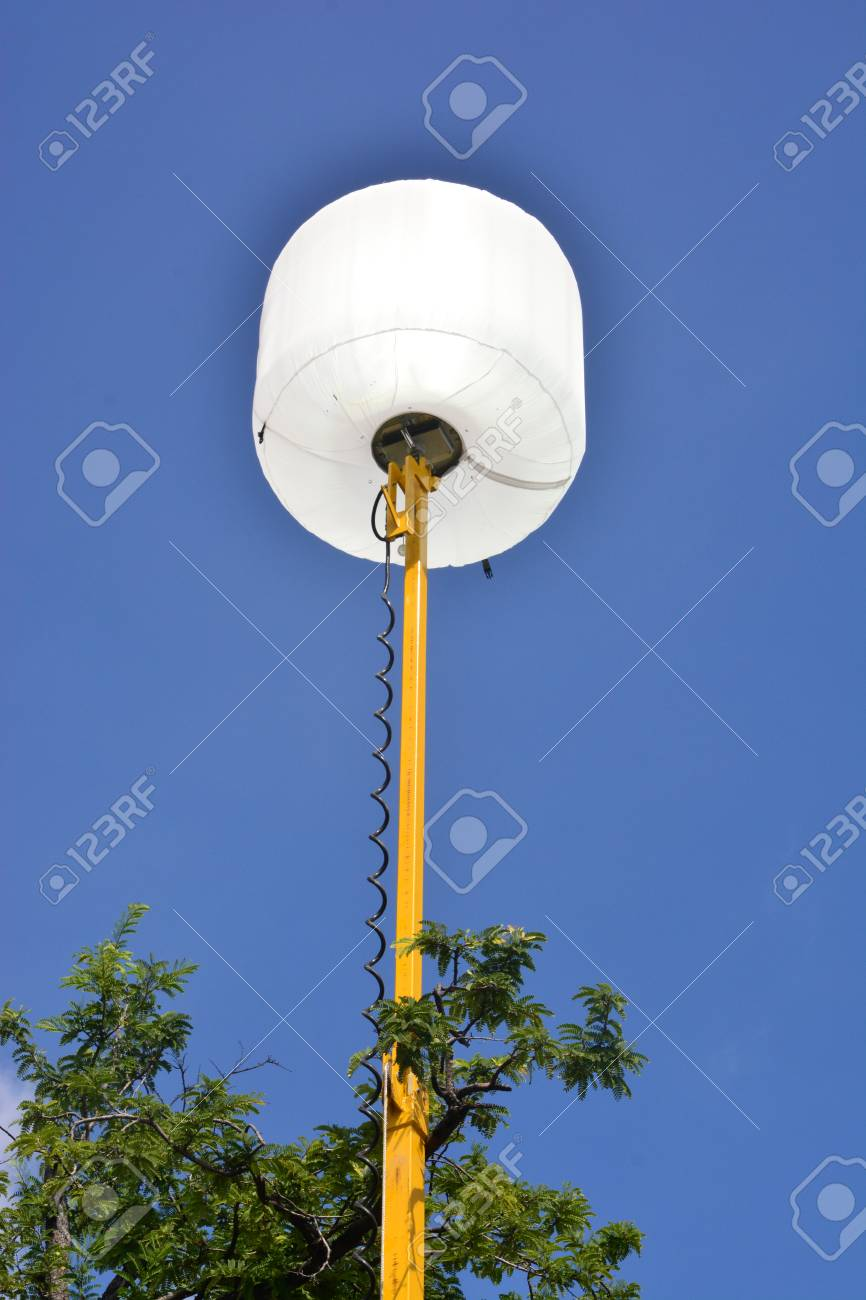 Balloon lights (also called lighting balloons) are a specialized type of luminaire used primarily & Balloon Lights (also Called Lighting Balloons) Are A Specialized ...