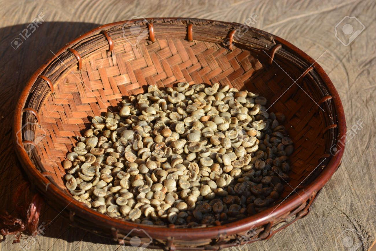 hacer extracto de café verde extracto de frijoli