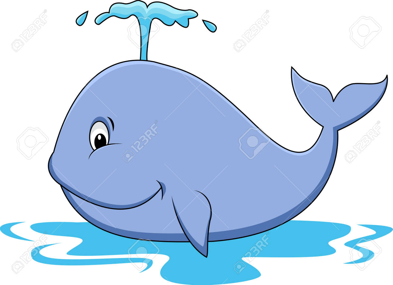 14,401 Whale Stock Vector Illustration And Royalty Free Whale Clipart