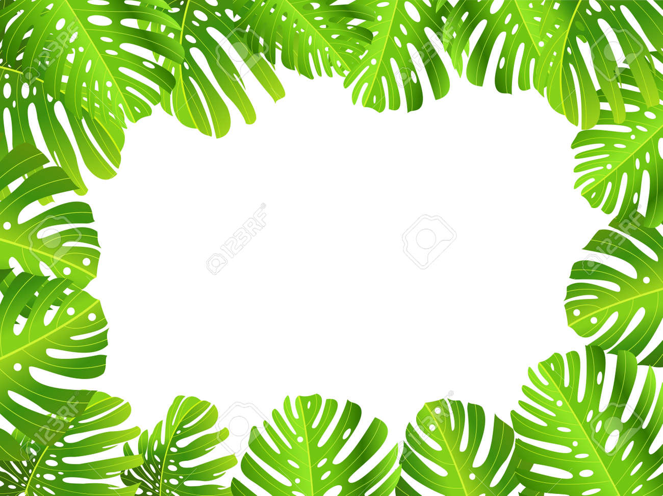 Tropical leaf background royalty free cliparts vectors and stock tropical leaf background stock vector 13496480 toneelgroepblik