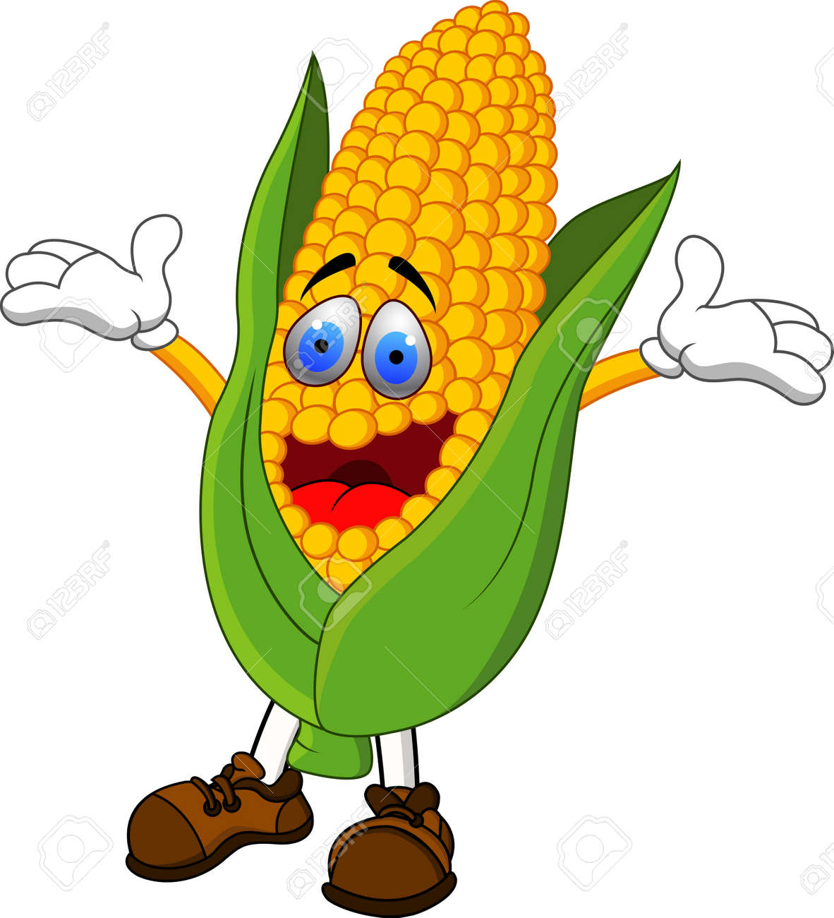 Corn On The Cob Images & Stock Pictures. Royalty Free Corn On The ...