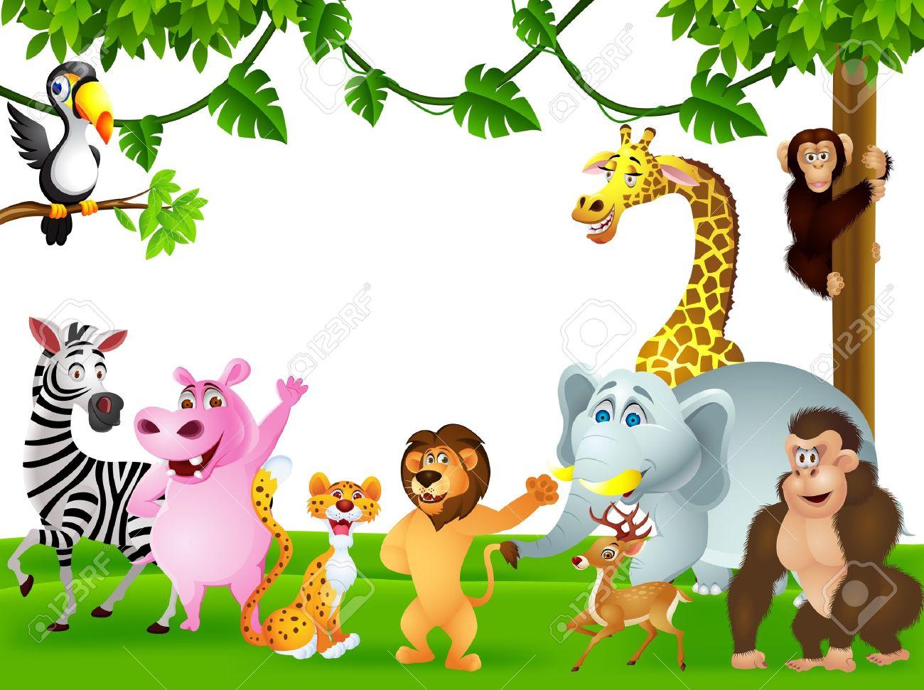illustration of animal cartoon Stock Vector - 14320789
