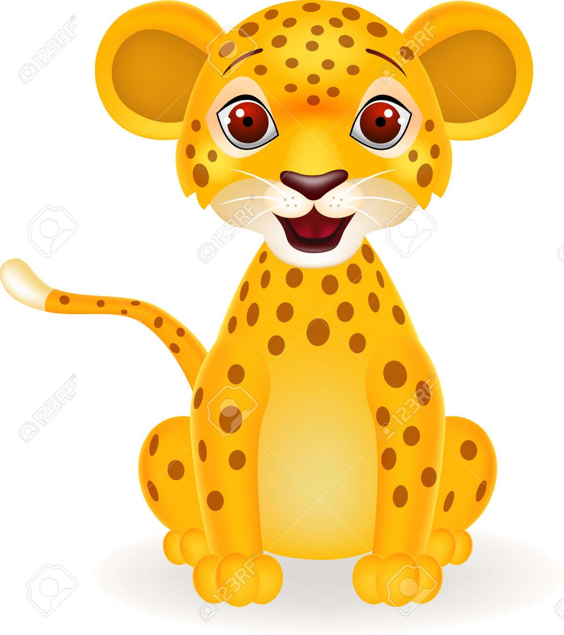 Поделки для детей леопард