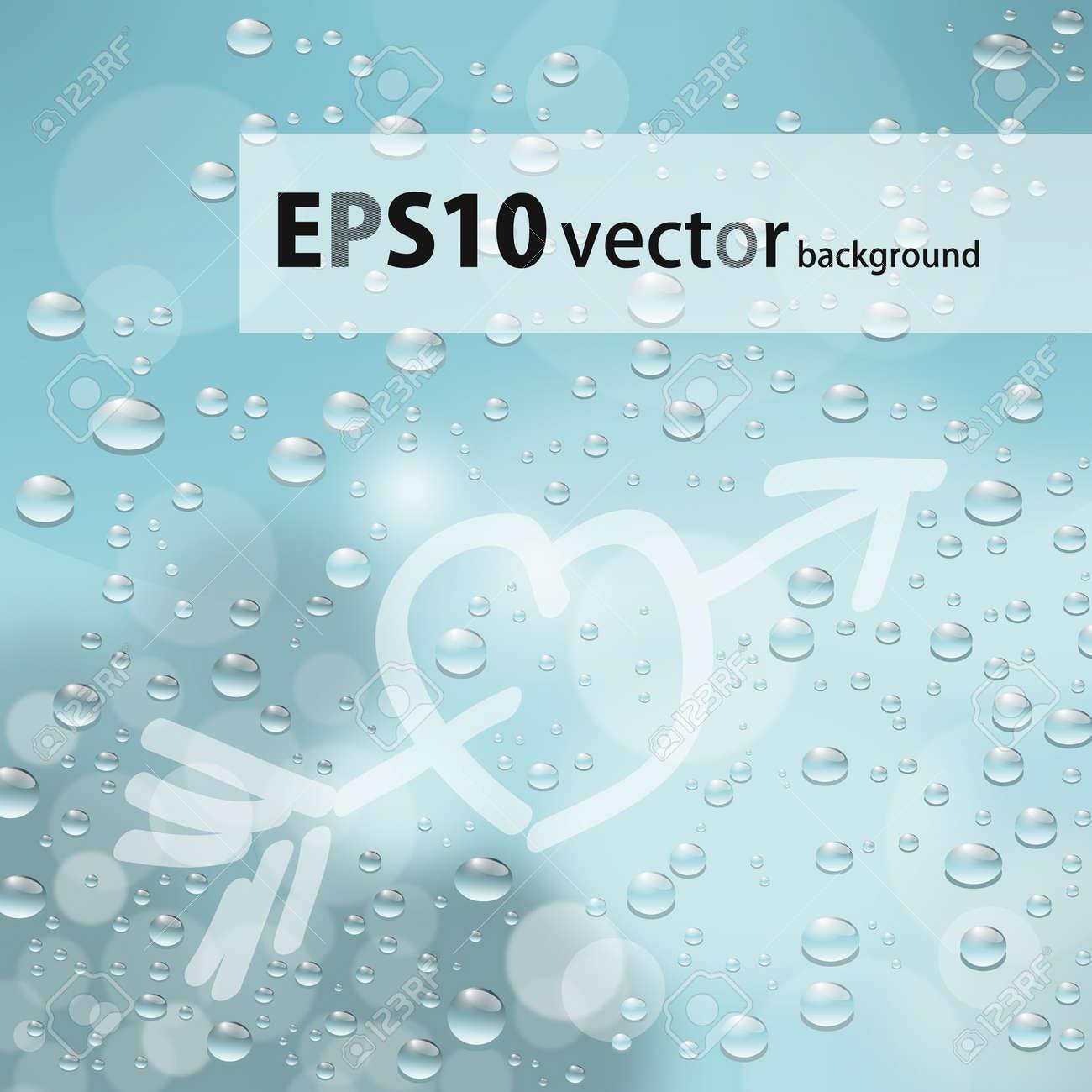 water drops Stock Vector - 17703167