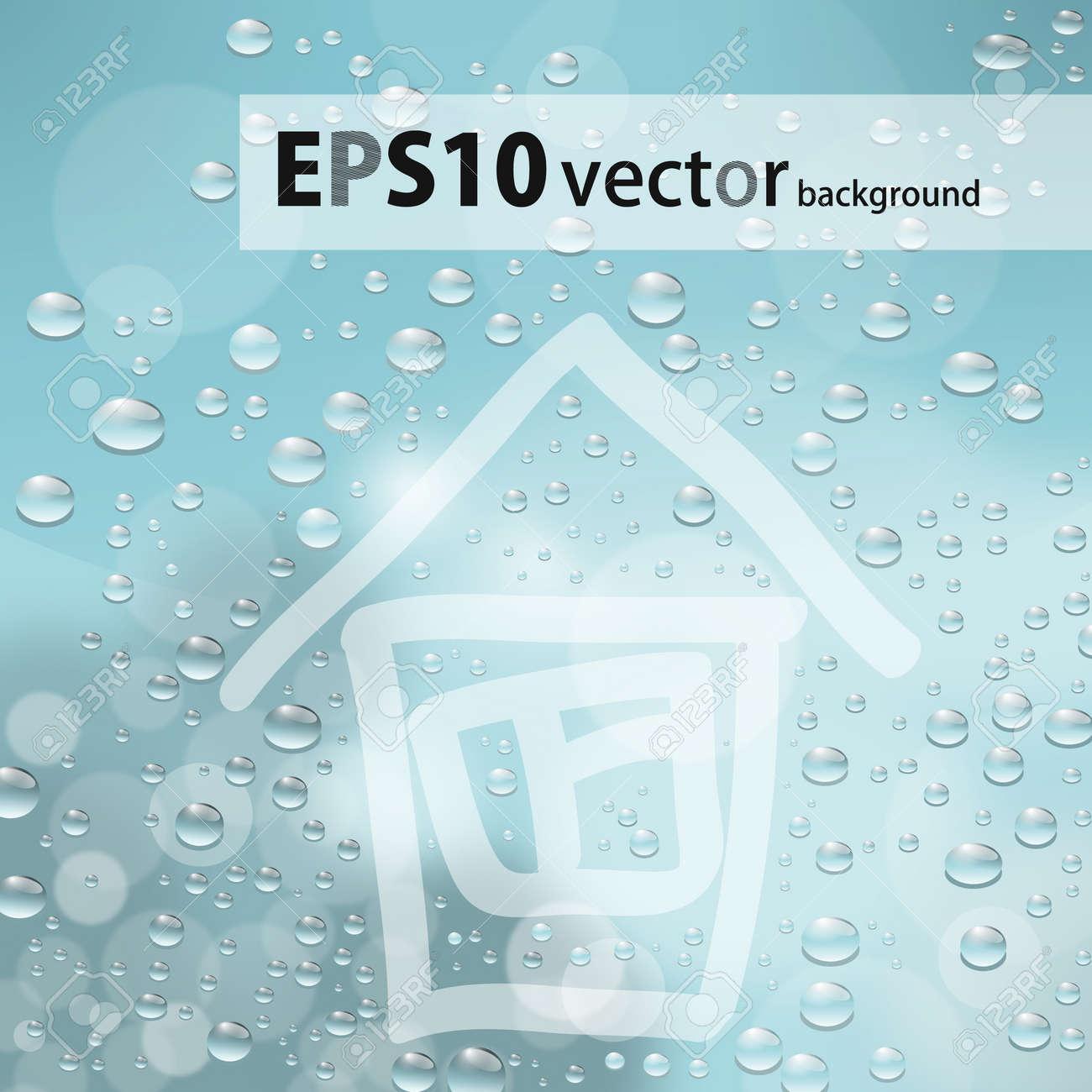 water drops Stock Vector - 17703173