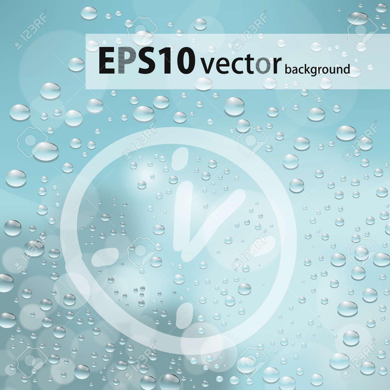 water drops Stock Vector - 17703174