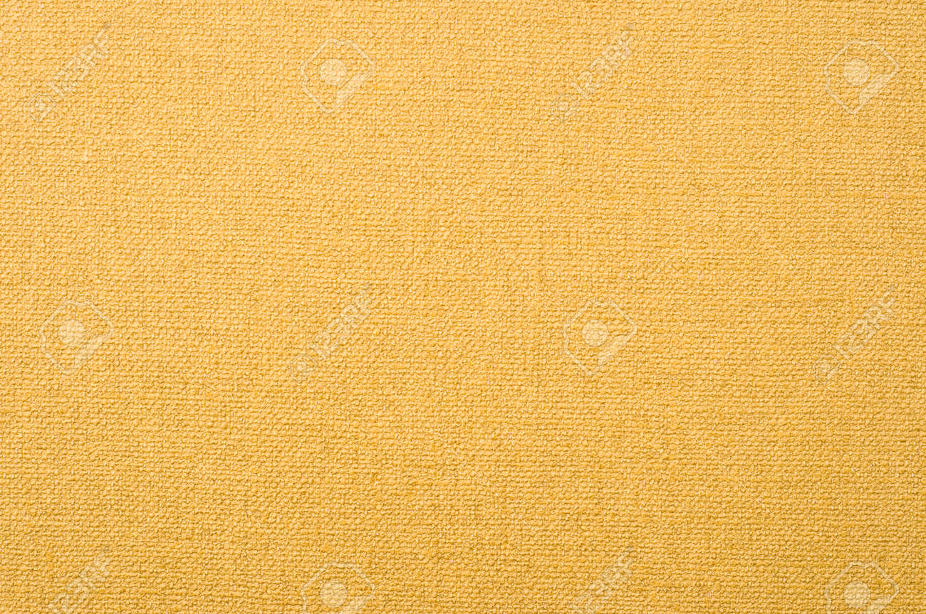 Canvas Texture Wallpaper Golden Textured Background Stock Photo