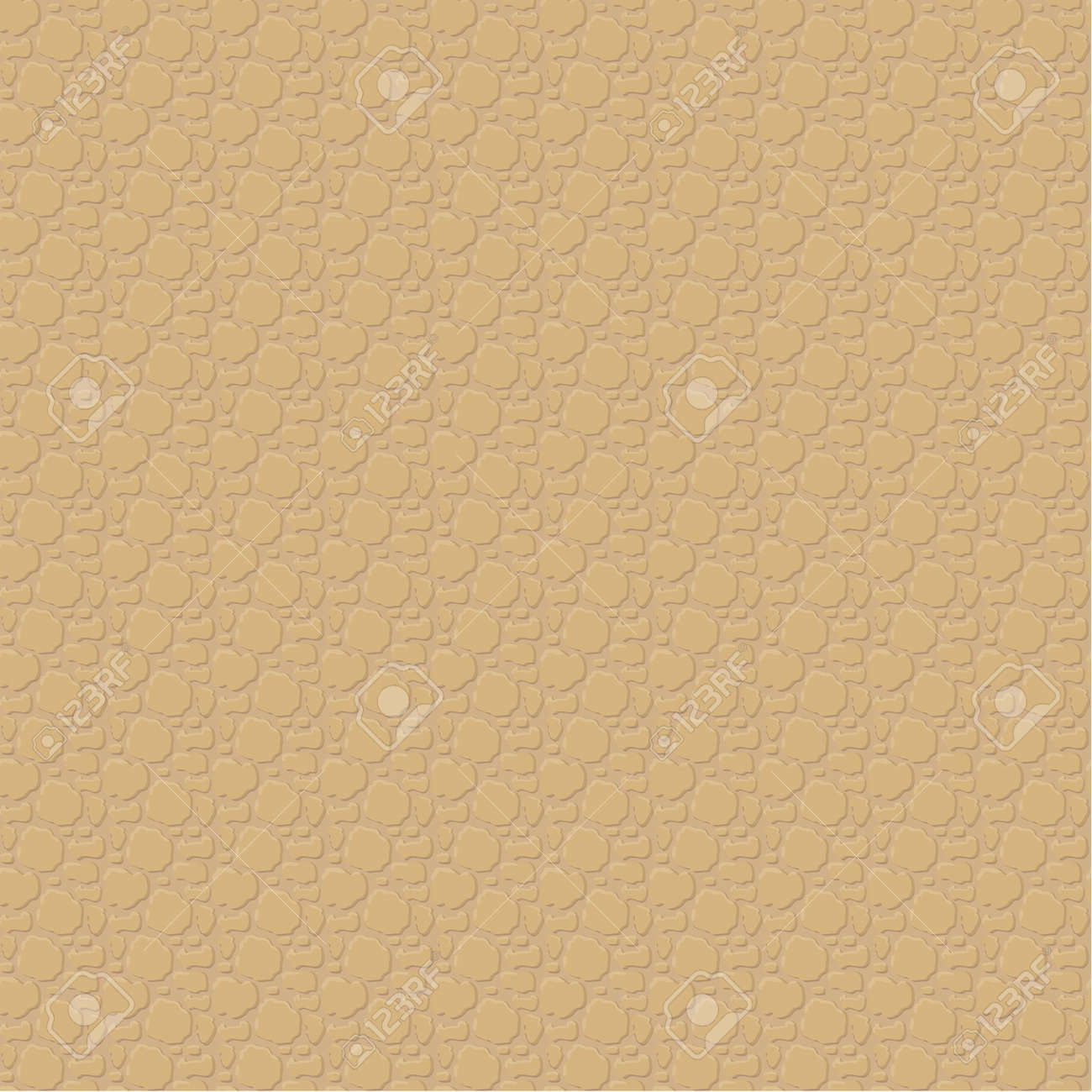 Elegant Seamless Beige Tile Texture Stock Vector With Ceiling