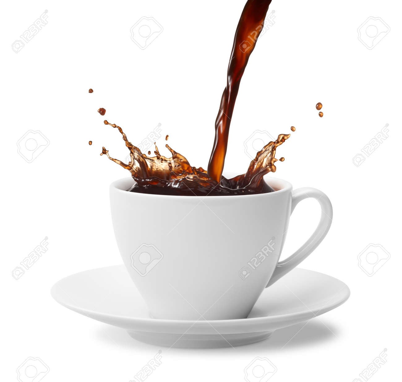 Image result for pouring coffee