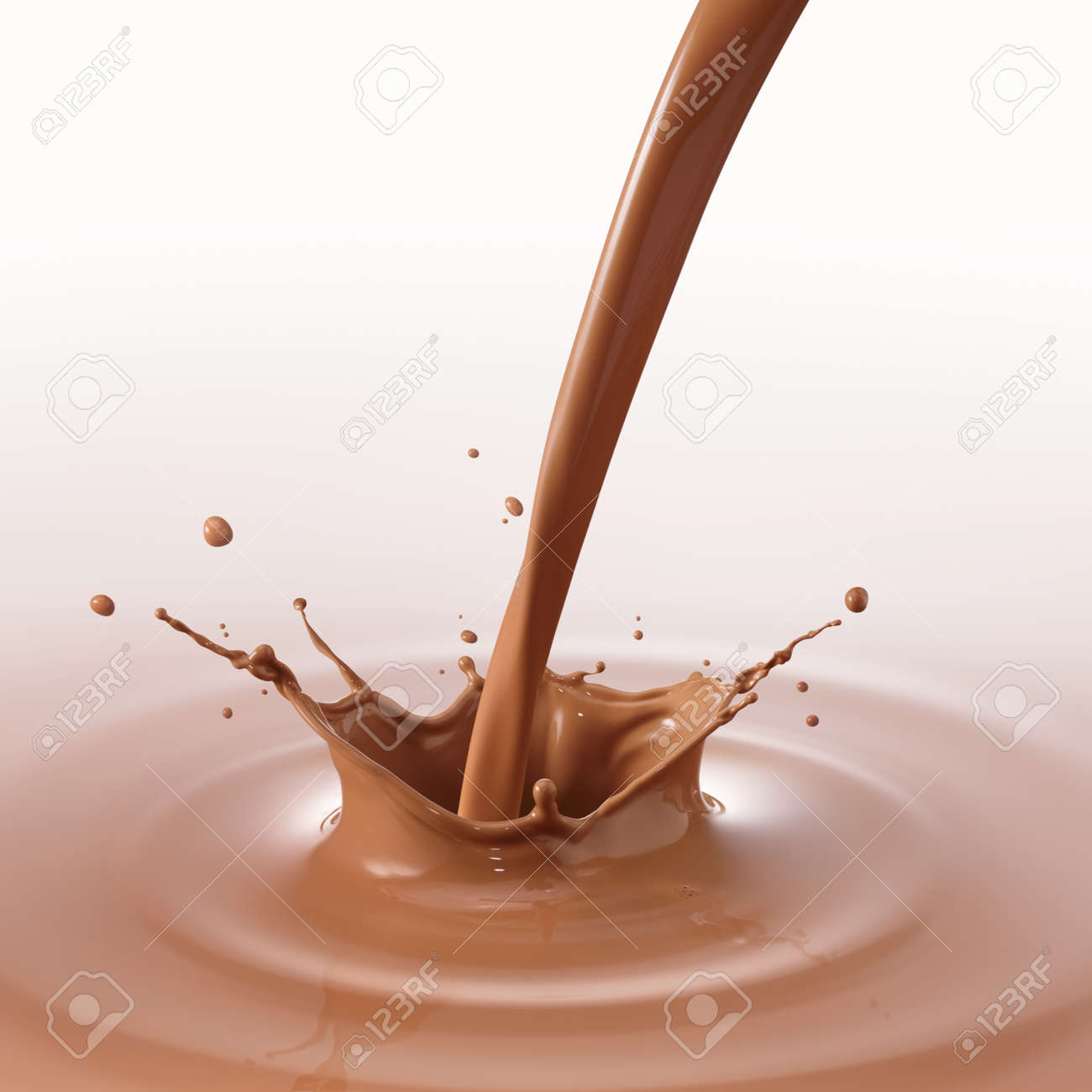 Chocolate Drops Stock Photos & Pictures. Royalty Free Chocolate ...