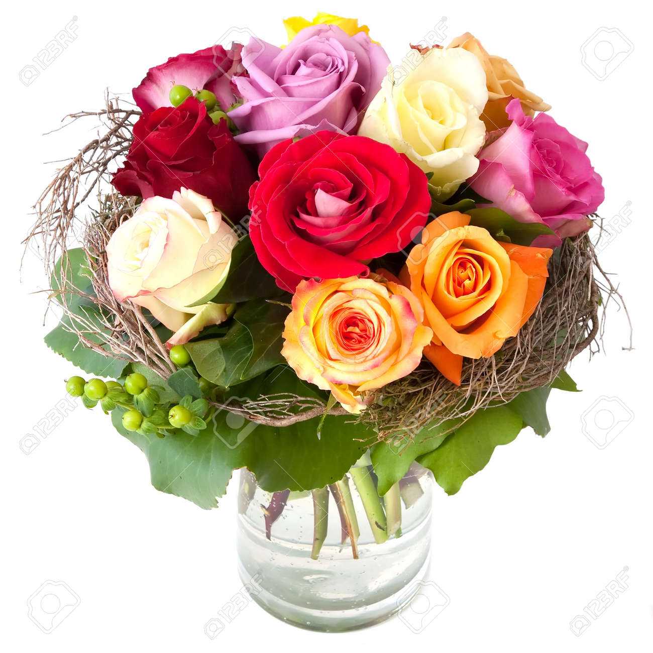 Rose Bouquet Stock Photos. Royalty Free Rose Bouquet Images