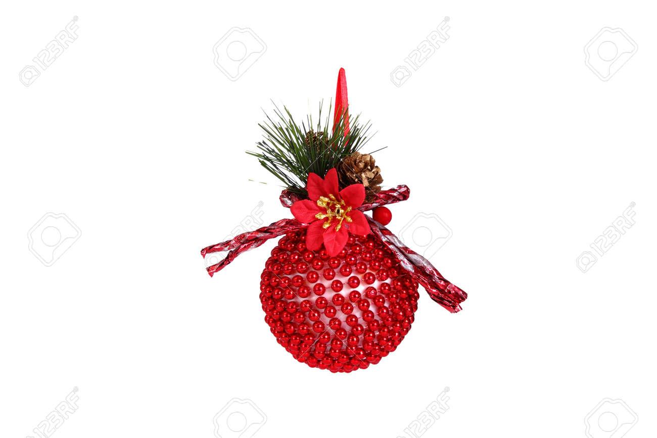 Christmas decoration,isolated Stock Photo - 8467752