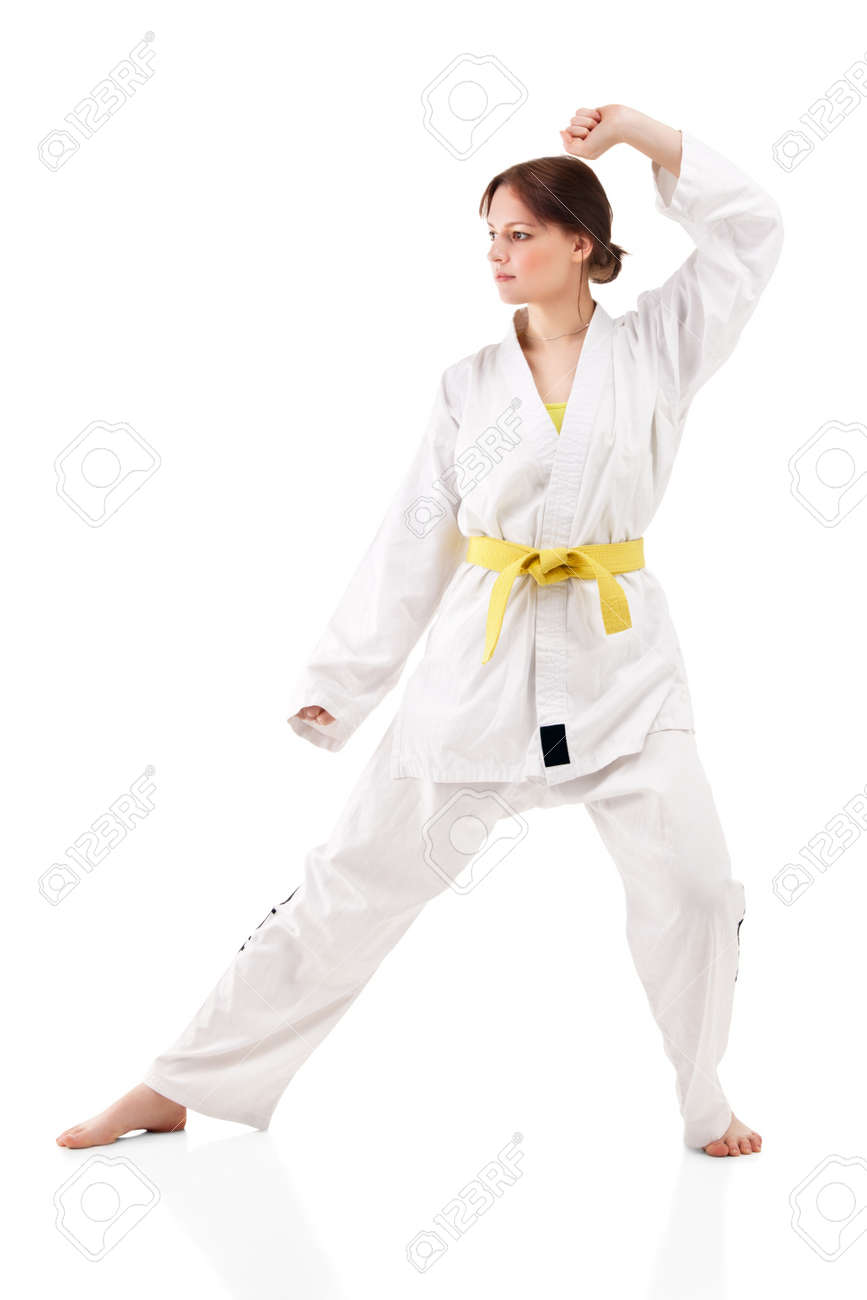 Sexy karate woman porn vids