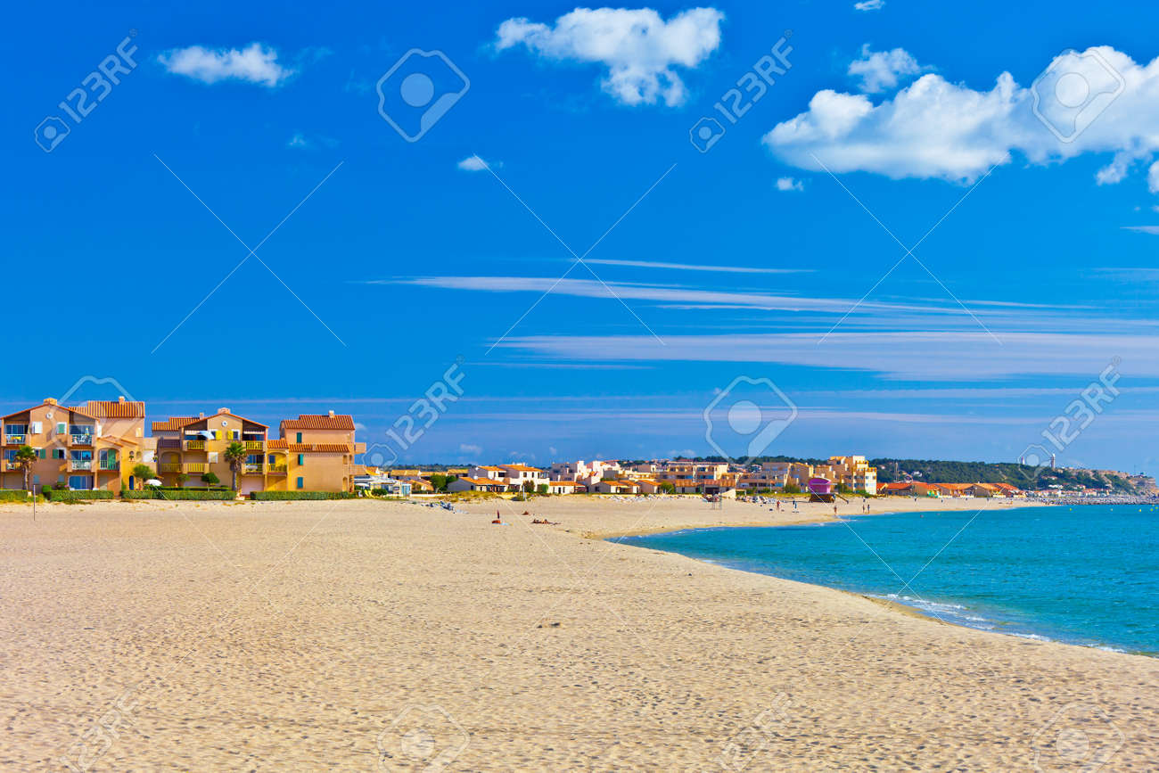Mediterranean sea coast. Nice France. Stock Photo - 10454761