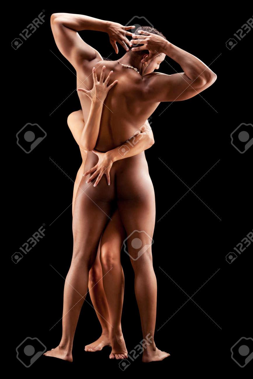 Фото мужчина и женщина обнимаются голые 16 фотография