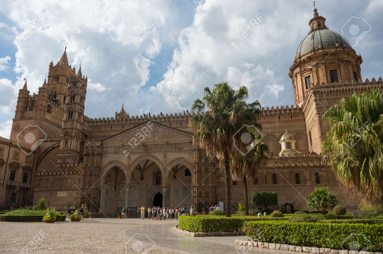 517814f01a Palermo Cathedral (Metropolitan Cathedral of the Assumption of Virgin Mary)  in Palermo