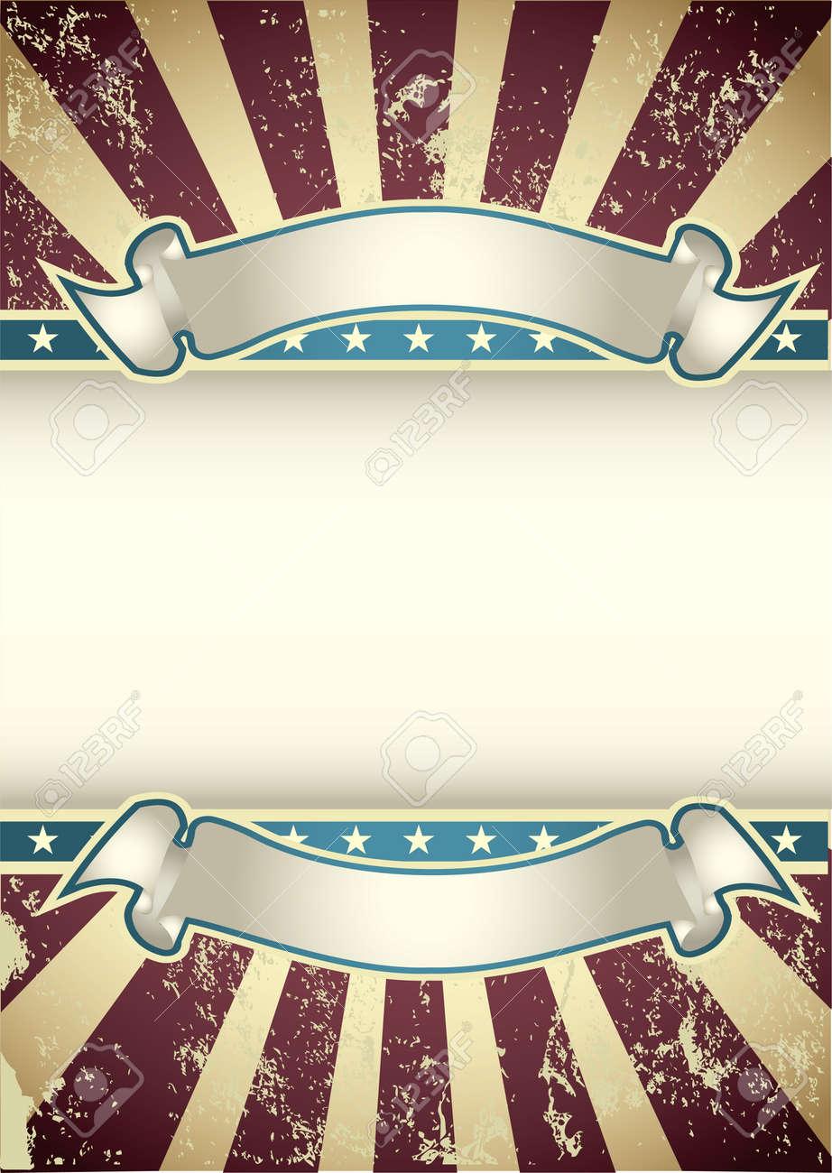 Vintage Background Stock Vector - 12490933