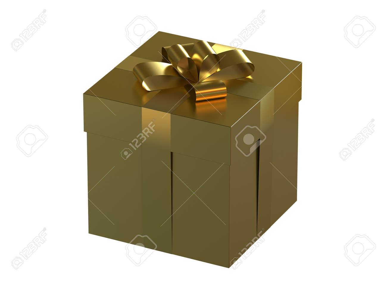 Gift box Stock Photo - 4200519