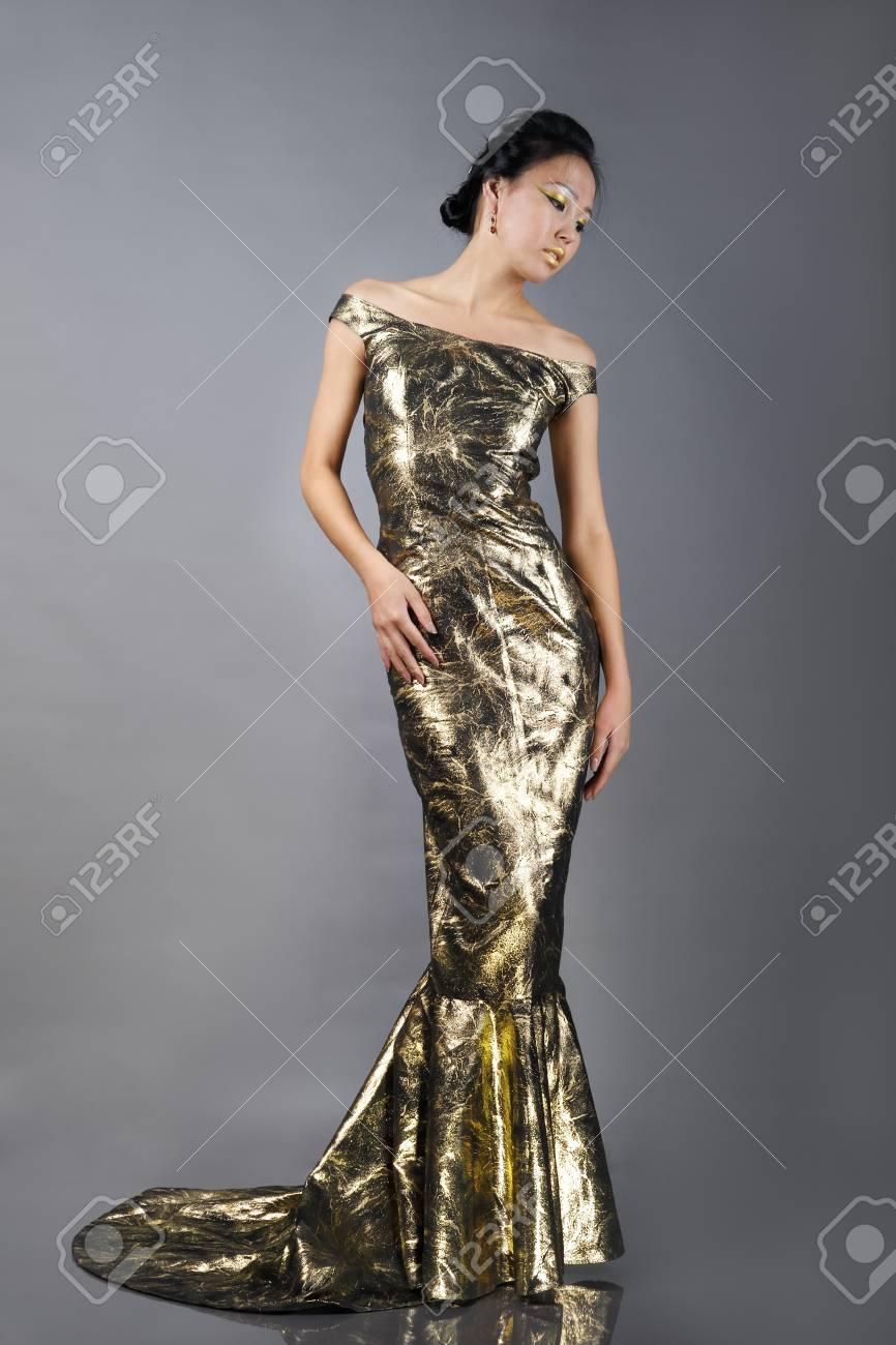 Asian Evening Dress