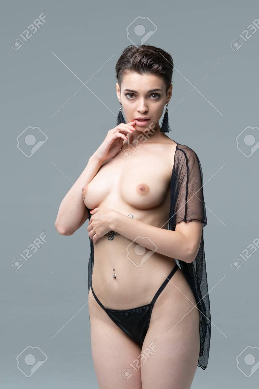 Beautiful black girls posing nude