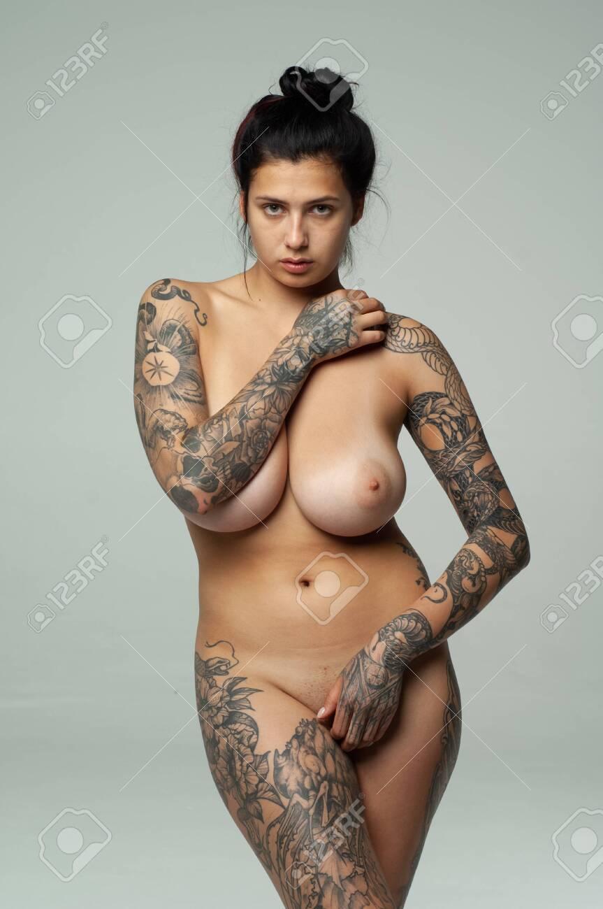 Nude tatoo Tattoo Nudes,