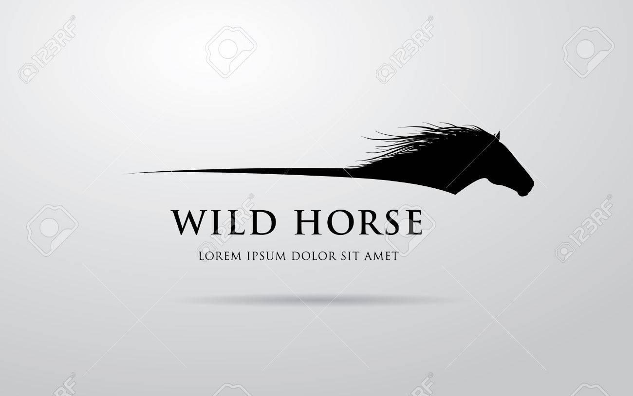 Horse Logo Design Royalty Free Cliparts Vectors And Stock Illustration Image 56422989