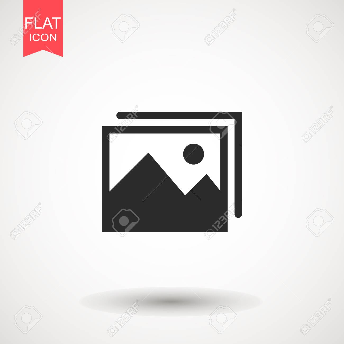 Picture Vector Icon Image Symbol Picture Coming Soon Means Royalty Free Cliparts Vectors And Stock Illustration Image 97840693
