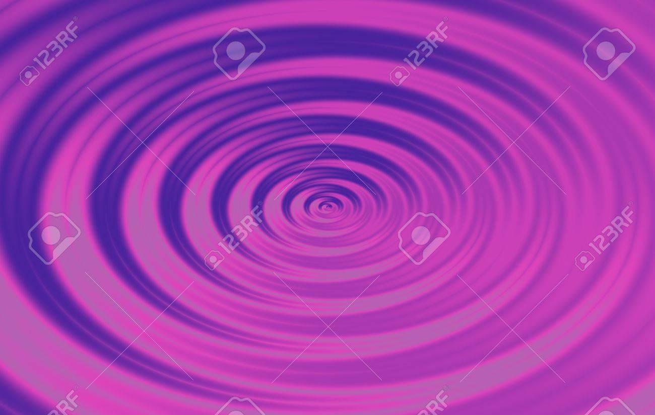 Resume Monochromatique Ellipses Concentriques Fond Dans Des