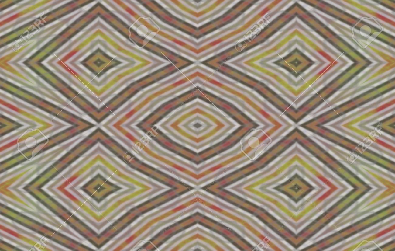 Abstract Seamless Pattern Reguliere Dans Les Tons Rose Gris Ocre Dimensions De Cartes