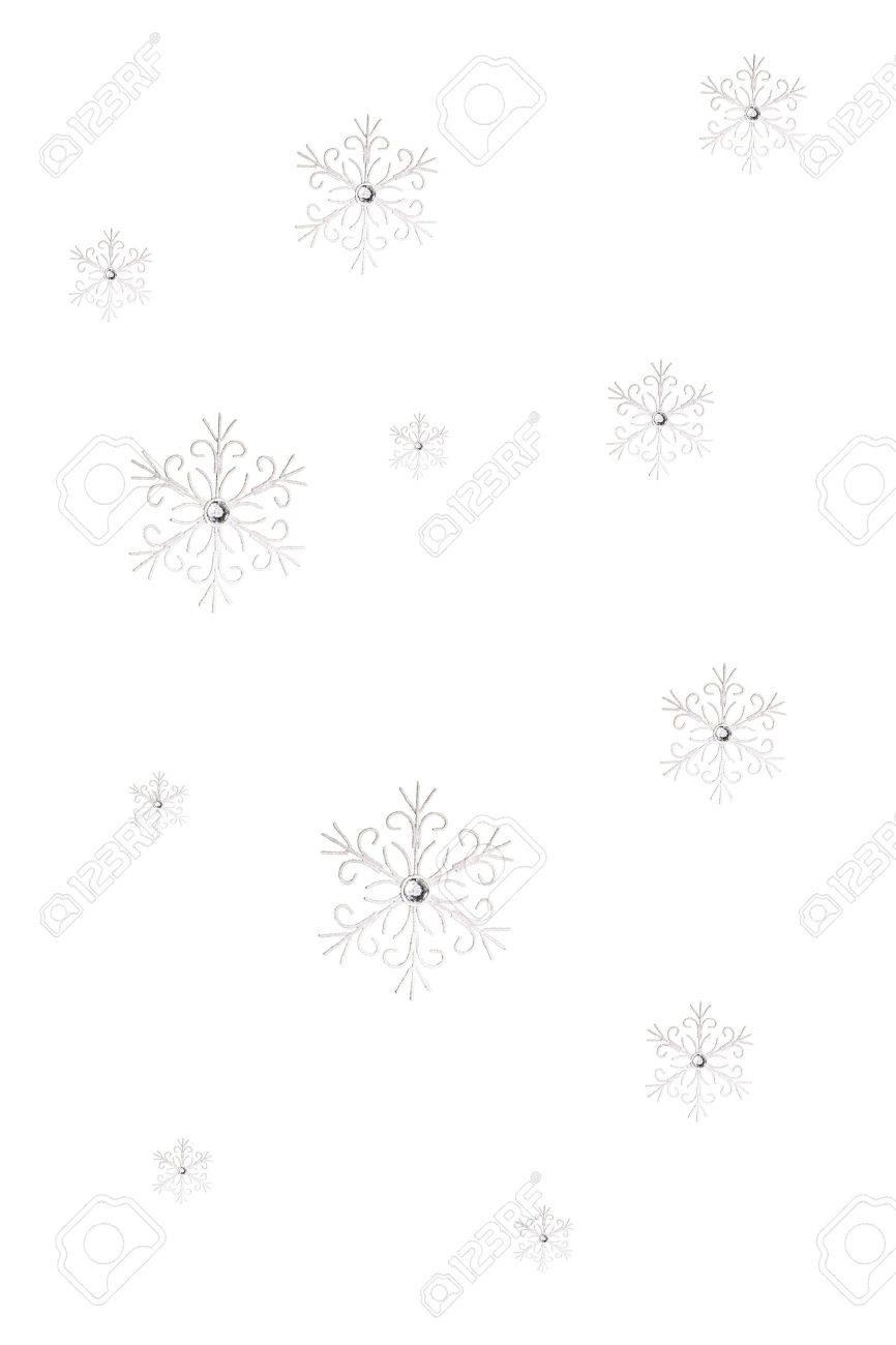 Christmas snowflakes Stock Photo - 3193651