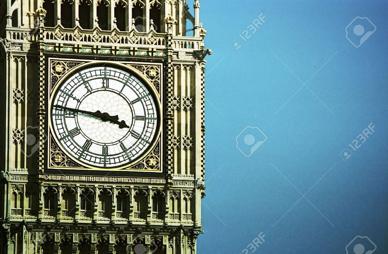 Big Ben, London. Stock Photo - 3190950