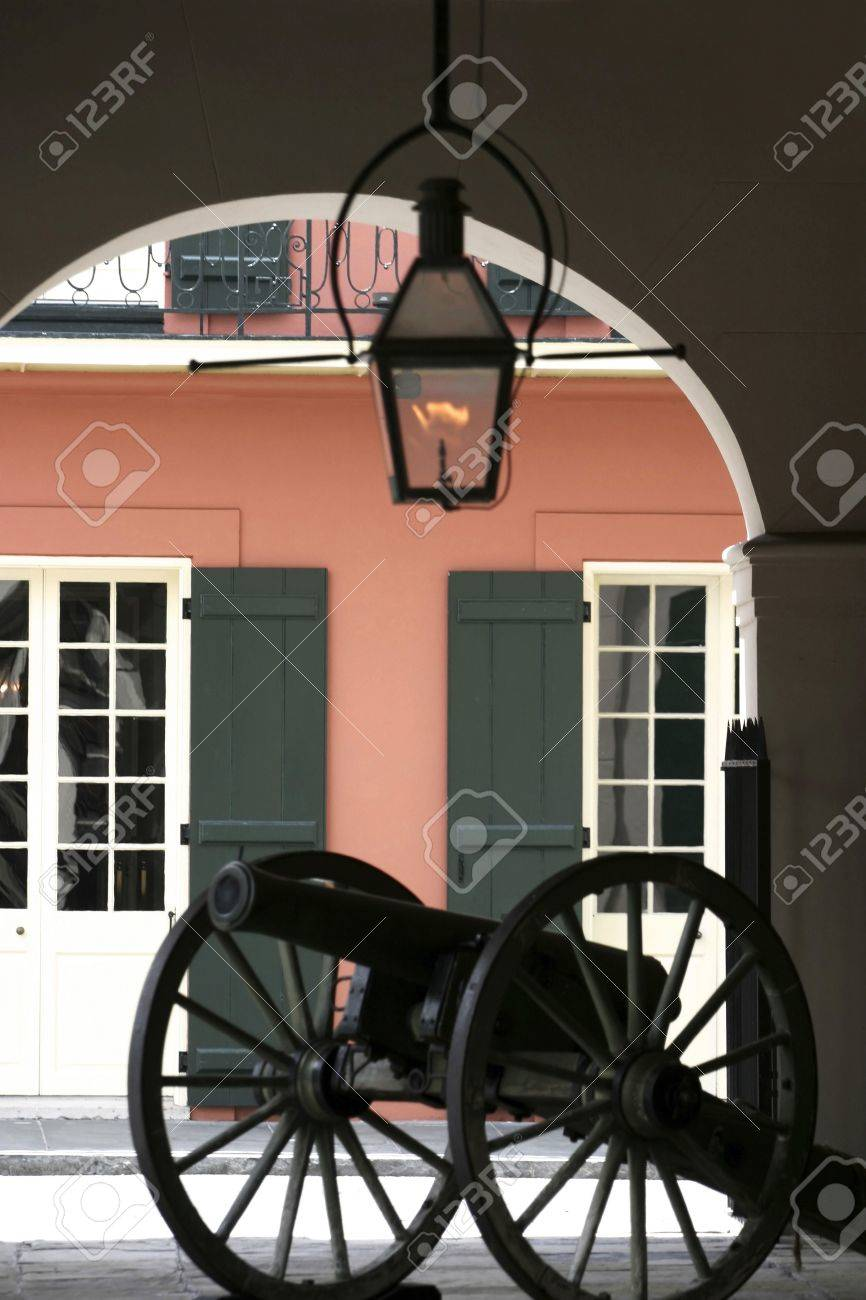 Cannon. Stock Photo - 3191090