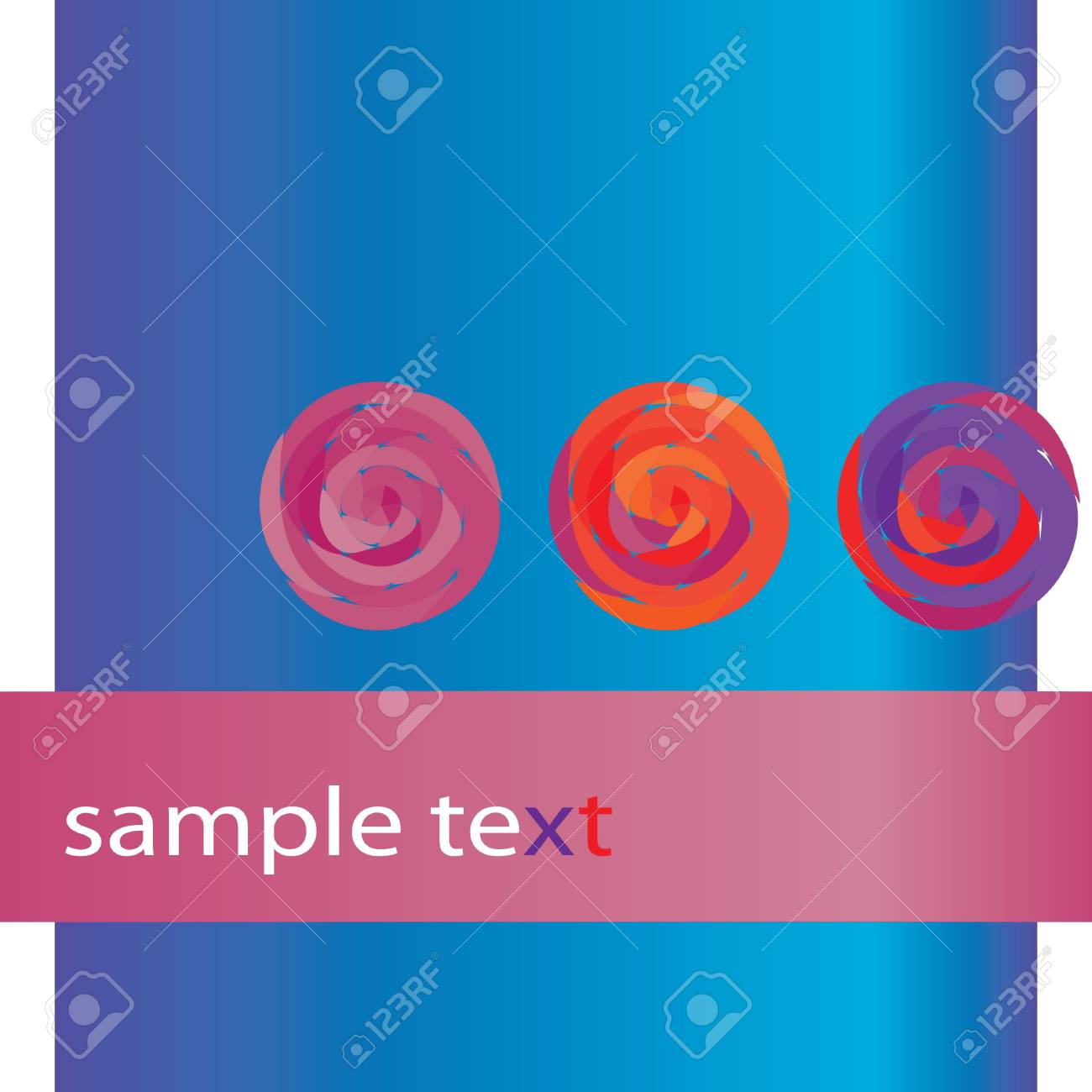 Retro floral background Stock Vector - 5719435